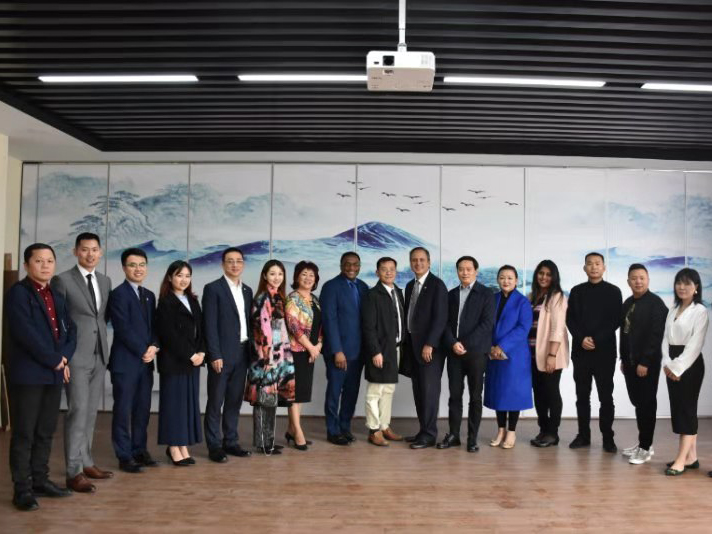 World Chilli Alliance Meets the Government Delegation from Toronto and Joins the 14th Eu-China Business and Technology Cooperation Fair in Chengdu